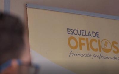 Escuela de Oficios. Ferrovial Servicios.