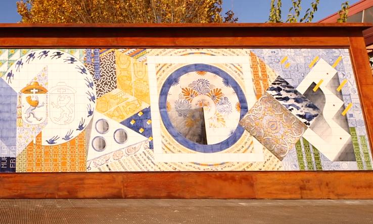 Ruta de los Murales. Ayuntamiento de Talavera de la Reina