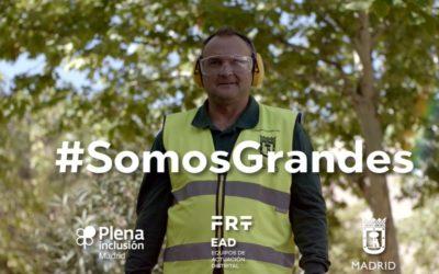 #SomosGrandes_Plena Inclusión